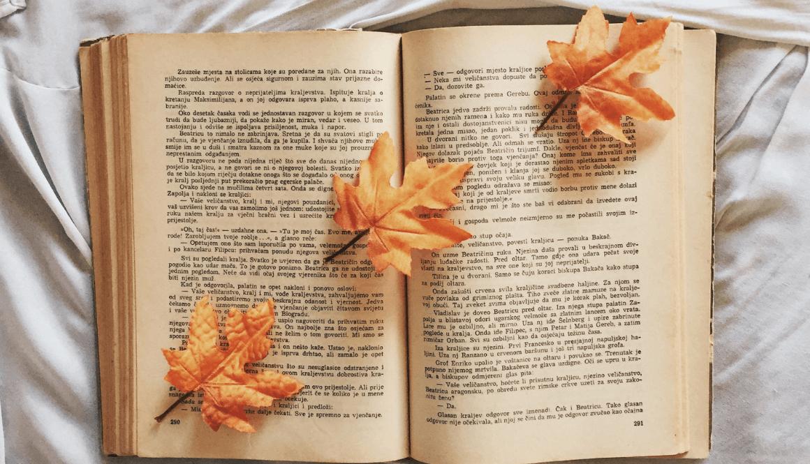 Što čitati ovu jesen?